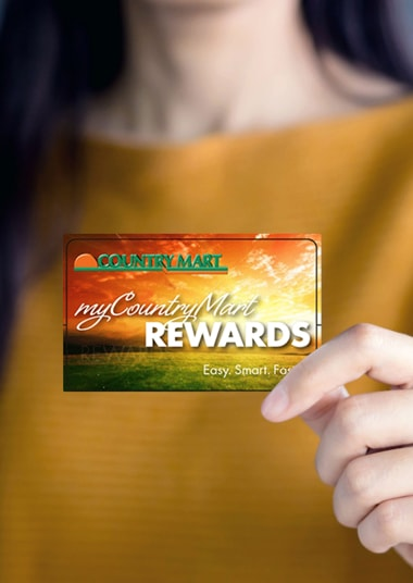 Country Mart Rewards